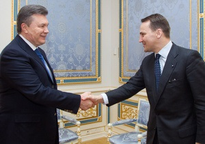 Польша считает Украину важнейшим неатлантическим стратегическим партнером