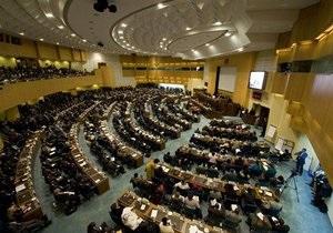 На саммите Африканского Союза обсуждают вопрос о создании Соединенных Штатов Африки