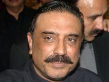 Преемником Бхутто может стать ее муж