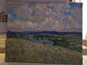 Из украинского музея похищены 17 картин