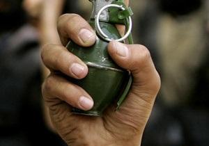 В жилом доме Одессы неизвестный взорвал боевую гранату