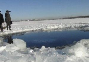 В озере Чебаркуль в Челябинской области найдены обломки метеорита