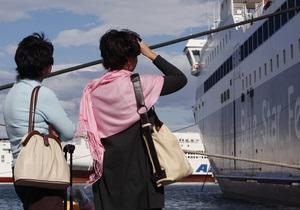 В Греции береговая охрана потеряла мину времен Второй мировой войны
