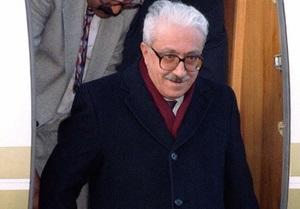 Иракский суд приговорил Тарика Азиза к смертной казни