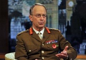 Командующий британской армией заявил, что победить Аль-Каиду невозможно