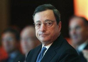 Драги поставил на кон свою репутацию в деле спасения евро - эксперт