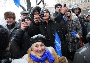 Социополис: Более половины жителей Донбасса поддерживают Януковича