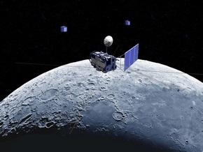Японский спутник  врезался в поверхность Луны