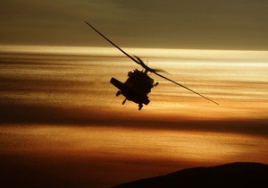 В России разбился частный вертолет: есть погибшие