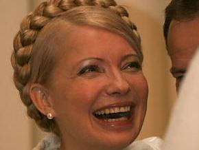 Тимошенко пожелала украинцам не терять чувство юмора во время эпидемии