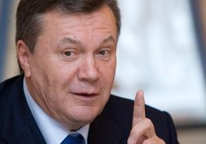 Админреформа: Янукович привлекает прокуратуру к созданию  трехуровневой системы власти
