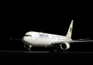 Рейс Тбилиси - Киев был задержан на 15 часов из-за столкновения самолета с птицей