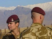 Британия увеличит воинский контингент в Афганистане