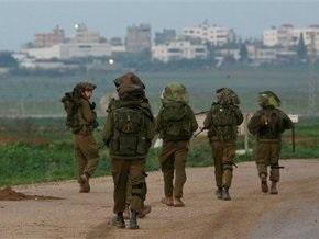 Израиль намерен вывести войска из Газа до инаугурации Обамы