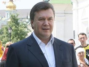 Янукович: Мы готовы инициировать внеочередную сессию ВР