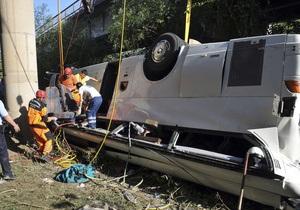 Число жертв ДТП в Анталье возросло до 17 человек. МЧС РФ опубликовало список пострадавших