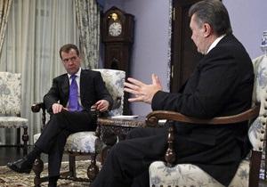 Янукович: Вопрос вступления Украины в Таможенный союз пока не актуален