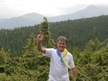 Ющенко: Это много лет не показывали нашим соседям
