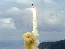 Пентагон испытал  баллистическую ракету