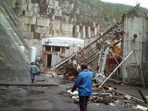 На Саяно-Шушенской ГЭС произошел пожар