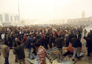 С начала протестов Ливию покинули 365 украинцев