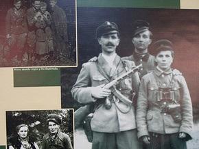 В Луганске открыли фотовыставку об УПА