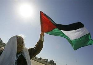 МИД Израиля: Палестина получит независимость не раньше 2012 года