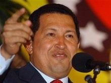 Уго Чавес послал Ангелу Меркель в ...