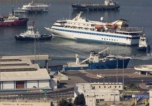 Израиль освободил флагман Флотилии свободы