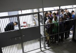 В этом году погранслужба Украины задержала более полутора тысяч нелегалов