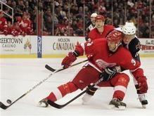 NHL: Детройт поставлен на колени