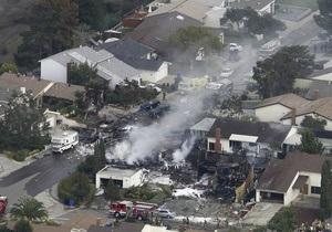 Американец получит 10 млн долларов за падение истребителя на его дом