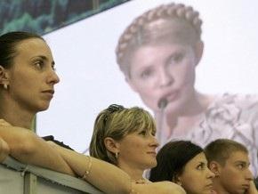 Тимошенко уверена, что после победы на выборах президента стабилизирует курс гривны