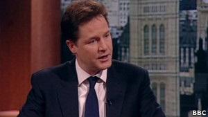 В британской коалиции разногласия из-за договора ЕС