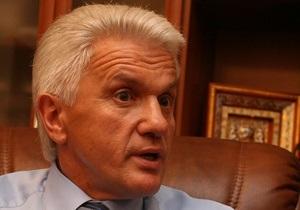 Литвин посоветовал чиновникам выучить украинский язык