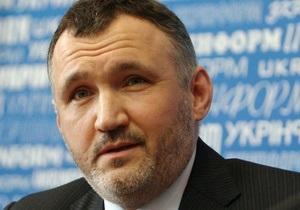 Кузьмин: Луценко написал на повестке в прокуратуру  Могильов - дурень