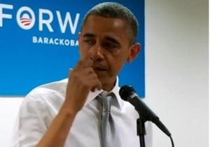 Обама расплакался, благодаря свою команду за поддержку