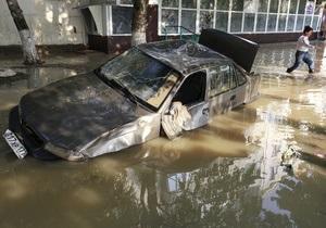 Власти Кубани отвергают угрозу новых наводнений
