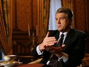 Ющенко поручил Кабмину срочно сократить количество заместителей министров