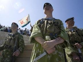 Источник: Милиция отпустила четверых из пяти матросов ЧФ, напавших на украинца