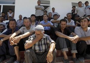 В Кыргызстане местные жители разгромили лагерь российских золотоискателей