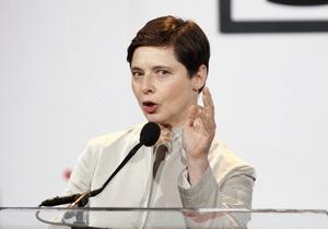 Изабелла Росселлини возглавит жюри Берлинского кинофестиваля