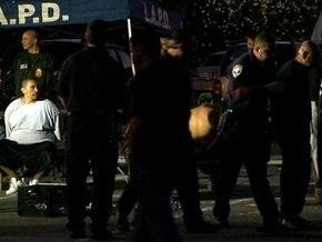 В Лос-Анджелесе арестованы 90 членов гангстерской группировки
