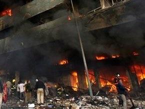 На севере Ирака в результате теракта погибли 10 человек