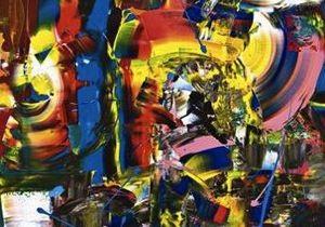 Работа украинского художника-абстракциониста продана в Лондоне за $25 тысяч