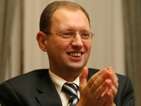 Яценюк представит свою партию накануне президентских выборов