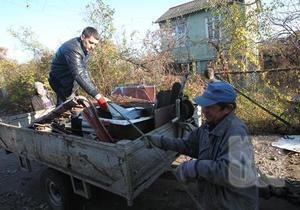 Жители Русановских садов подали в суд на Киевавтодор
