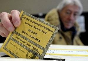 На выборах в Италии лидируют левоцентристы - exit-polls