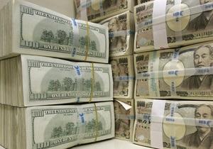 валюта - иена - курс доллара к иене