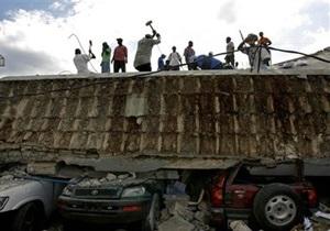 Страны-члены G-7 спишут долги Гаити